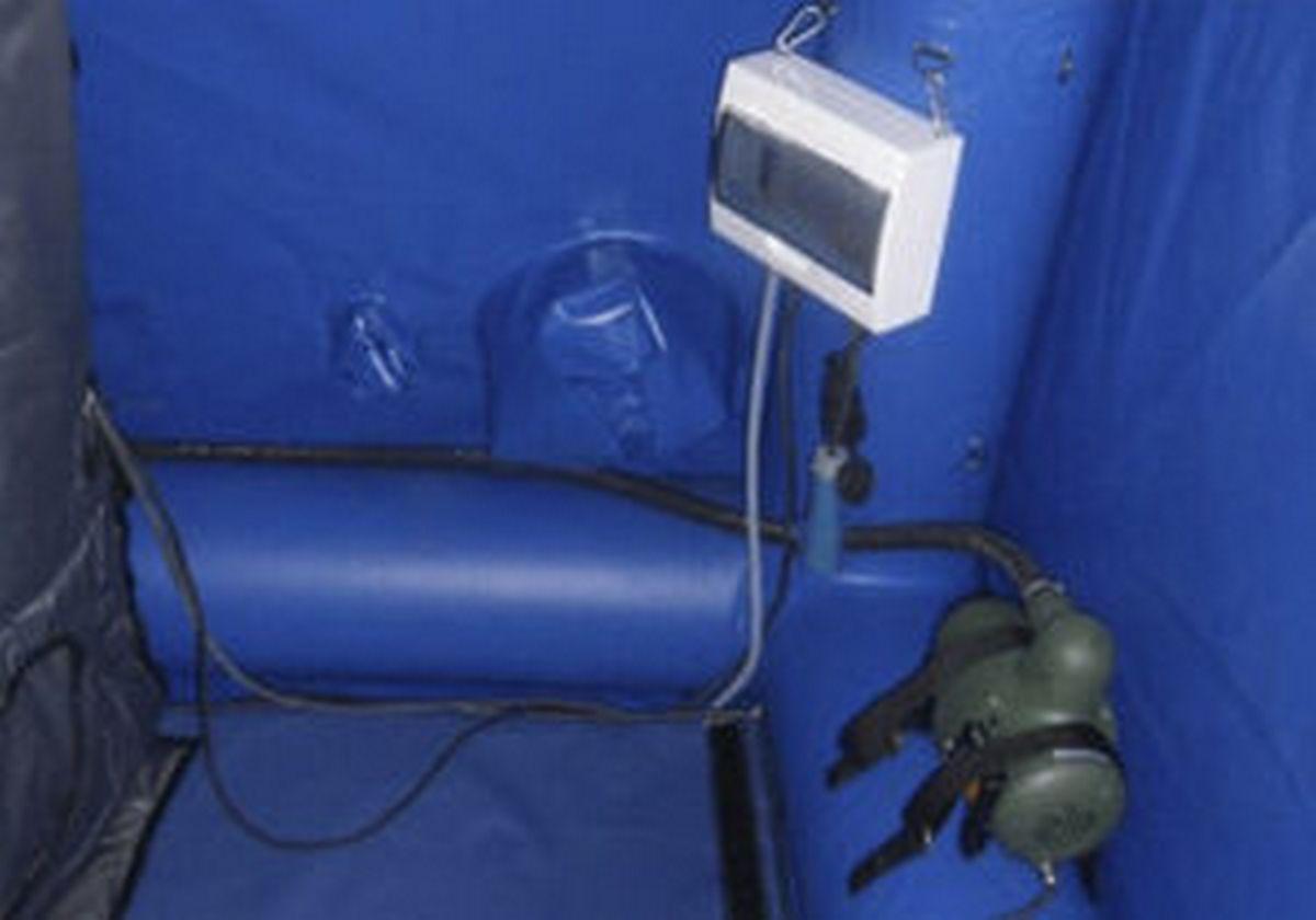 Аппарат поддержания давления каркаса
