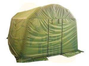 ПКП-ТТ Палатка 2.5м х 2.5м со съемным тентом
