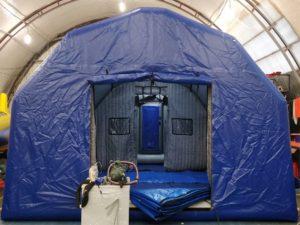 Пневмокаркасная палатка 5х6 м.