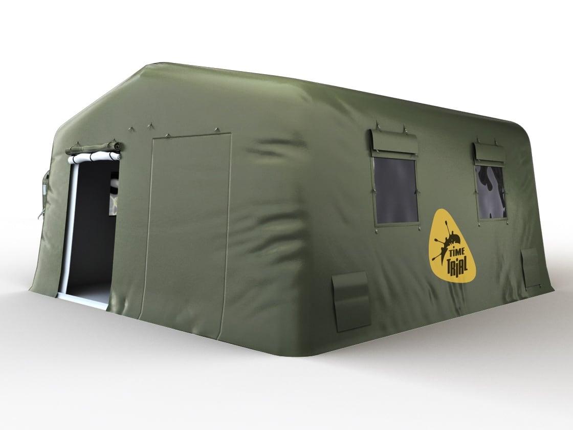 Надувная армейская палатка «FOREST» - купить по цене производителя