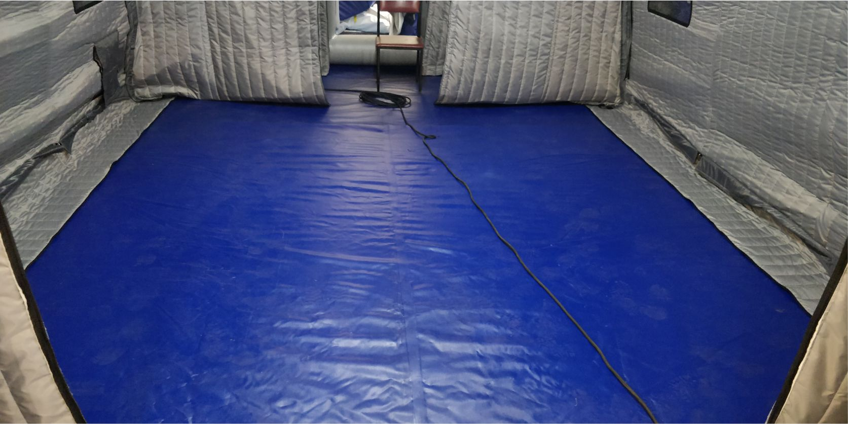 Утеплитель для палатки «ТаймТриал»