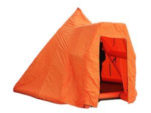 Надувная туристическая палатка «вигвам»
