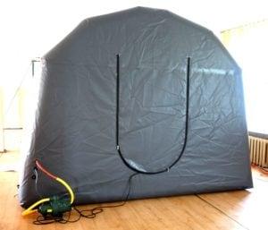 Изготовление и поставка герметичной палатки для ФГУП «ГосНИИПП»