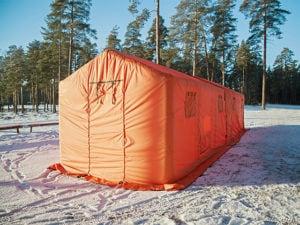 Надувная палатка-столовая «ЛАЙТ»