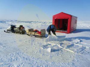 ПКПВ- ТТ9 Надувная палатка для водолазов