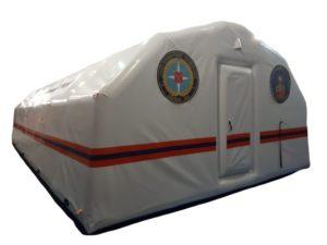 Надувная пневмокаркасная палатка ПКП ТТ-60
