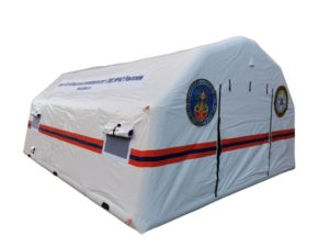 Надувная пневмокаркасная палатка ПКП ТТ-29