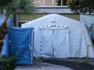 Палатки для медицины катастроф