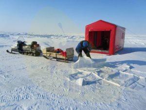 Арктические и полярные палатки для суровых условий