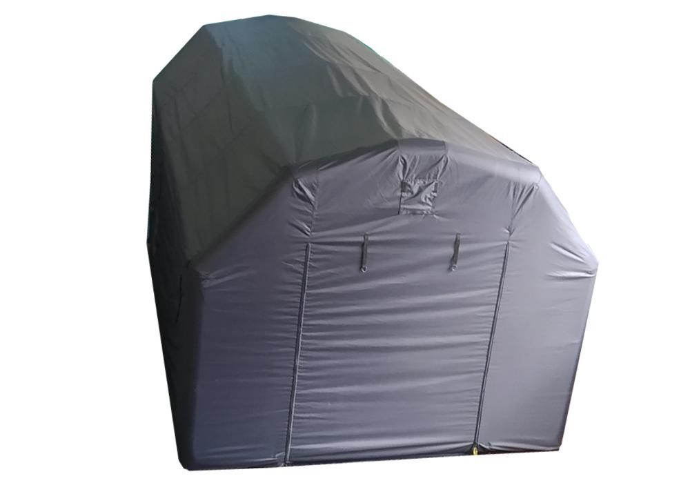 Надувная пневмокаркасная палатка ПКП ТТ-18